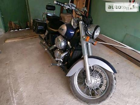 Honda Shadow 750 2000