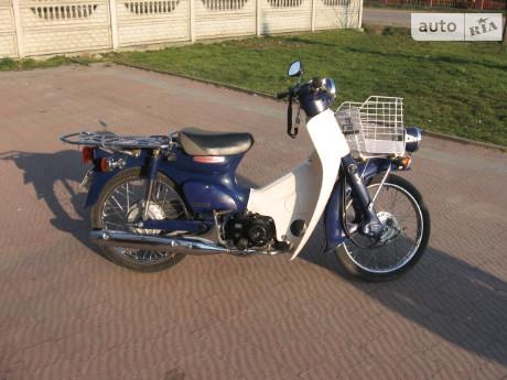Honda Super Cub 2008