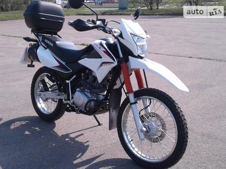Honda XR 150L 2014