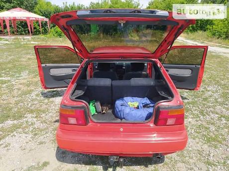 Hyundai Pony 1992