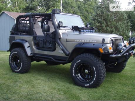 Jeep Wrangler 1996