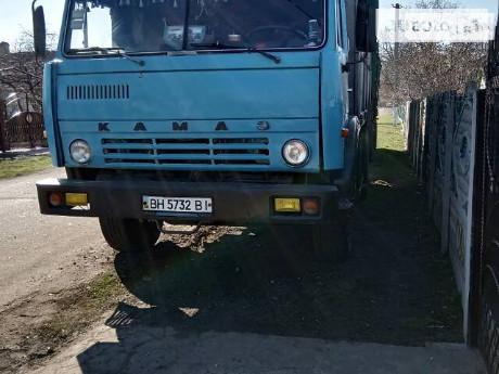 КамАЗ 5320 1988