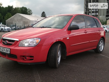 Kia Cerato 2006