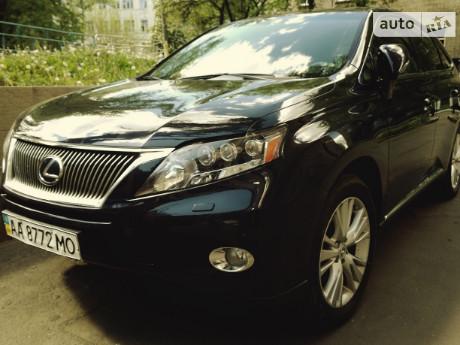 Lexus RH 2010