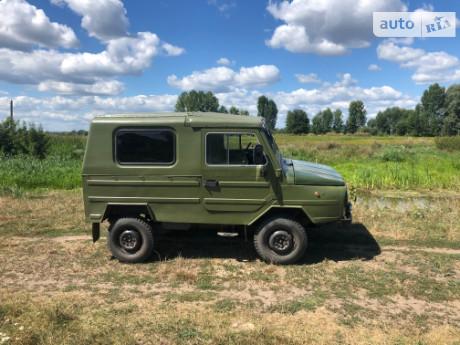 ЛуАЗ 1302 1992