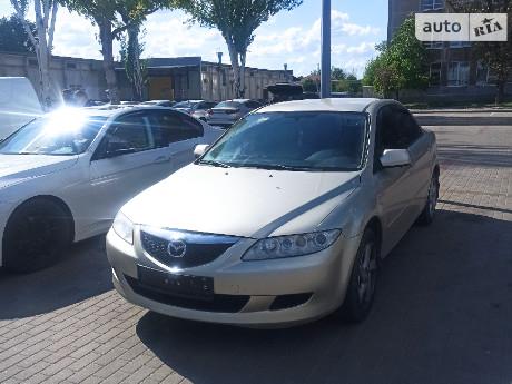 Mazda 6 Sedan 2005