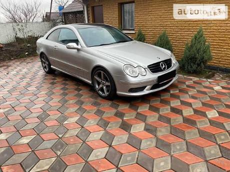 Mercedes-Benz CLK 270 2003