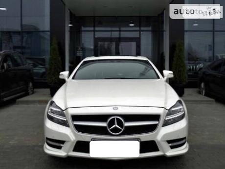 Mercedes-Benz CLS 350 2011