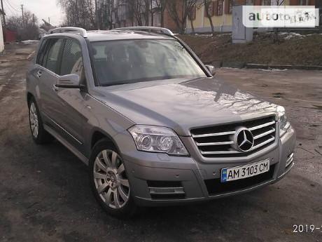 Mercedes-Benz GLK 200 2012