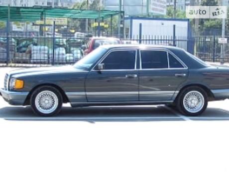 Mercedes-Benz S 300 1987