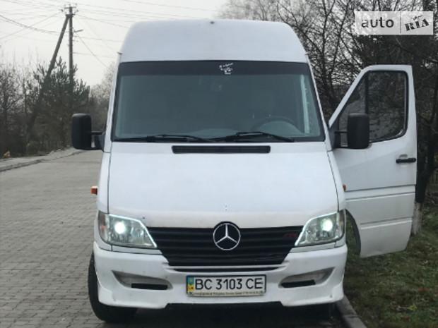 Mercedes-Benz Sprinter 311 груз.