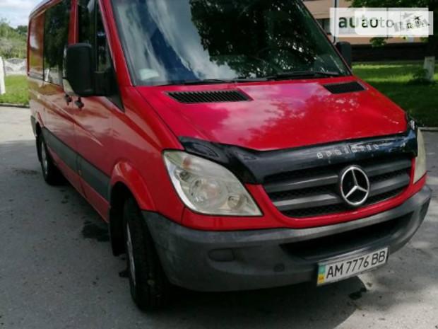 Mercedes-Benz Sprinter 316 груз.