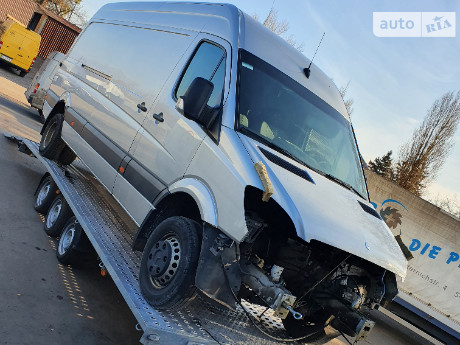 Mercedes-Benz Sprinter 316 пасс. 2014