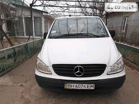 Mercedes-Benz Vito груз.-пасс. 2006