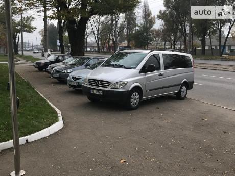 Mercedes-Benz Vito груз.-пасс. 2005