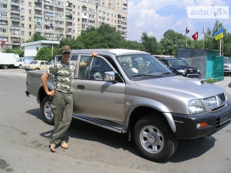 Mitsubishi L 200 2005