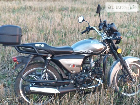 Musstang МТ125-8 (Alfa New) 2019