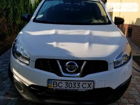 Nissan Qashqai+2 2012