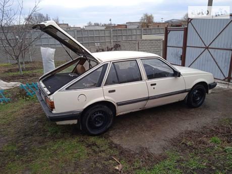 Opel Ascona 1983