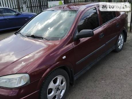 Opel Astra G 2005