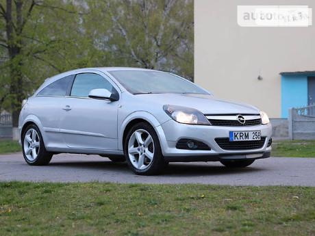 Opel Astra GTC 2008