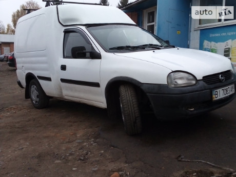 Opel Combo груз. 1994