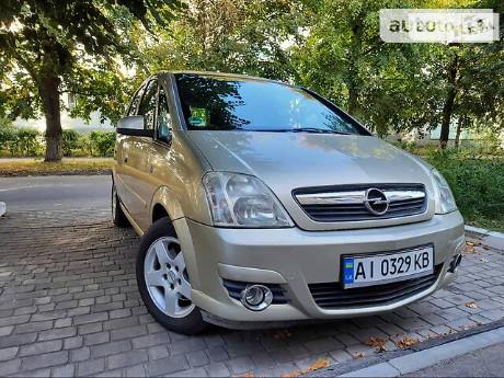 Opel Meriva 2008