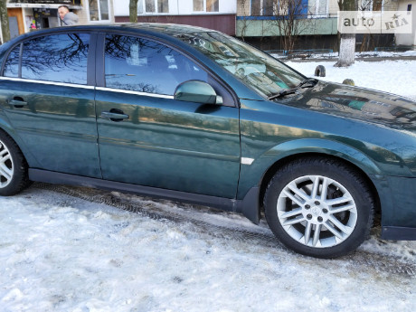Opel Vectra C 2004