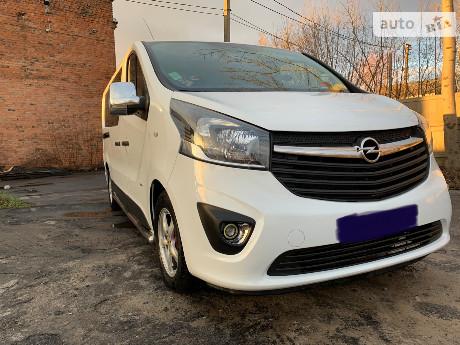 Opel Vivaro груз. 2015