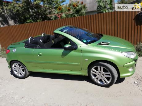 Peugeot 206 СС 2006