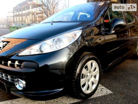 Peugeot 207 Hatchback (5d) 2008