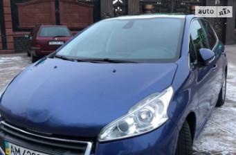 Peugeot 208 2013