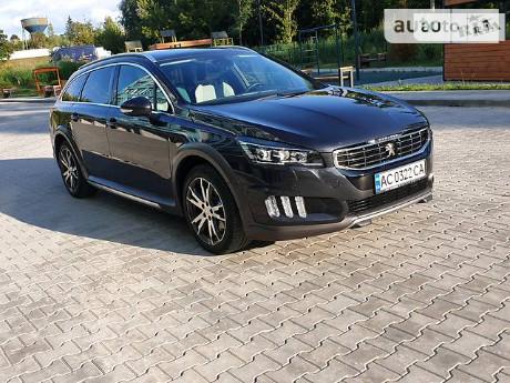 Peugeot 508 RXH 2015