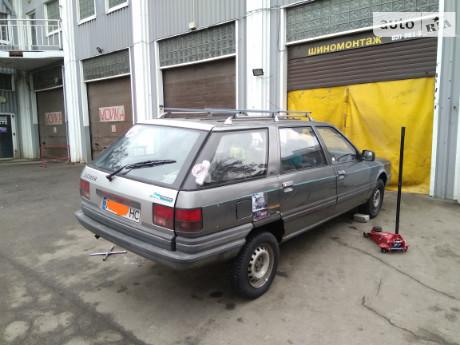 Renault 21 Nevada 1989