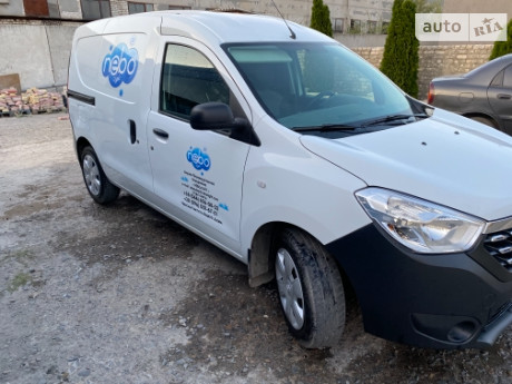 Renault Dokker груз. 2019