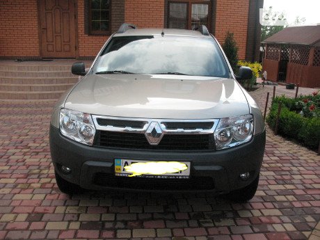 Renault Duster 2011