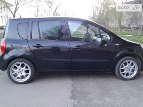 Renault Grand Modus 2011