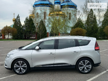 Renault Grand Scenic 2018