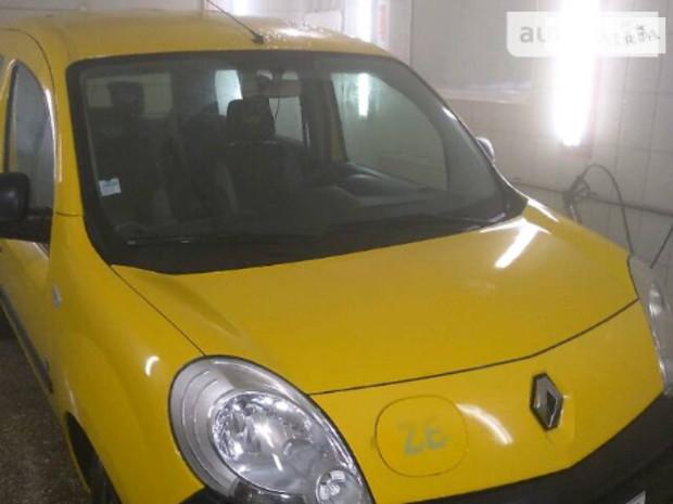 Renault Kangoo пасс.