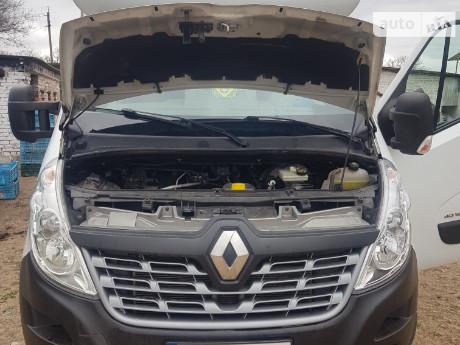 Renault Master груз. 2016
