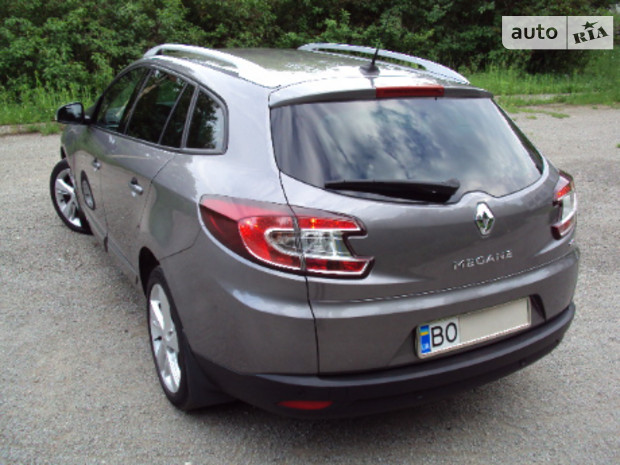 Renault Megane III