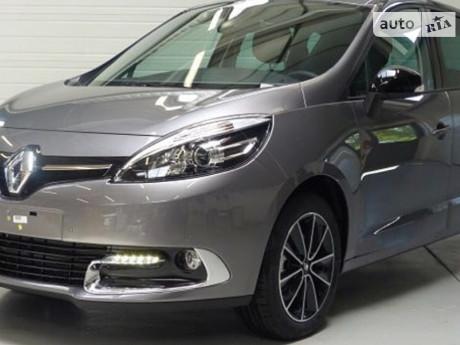 Renault Megane Scenic 2012