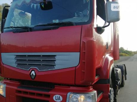 Renault Premium 2010