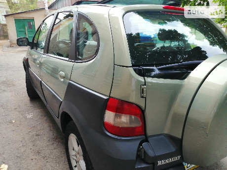 Renault Scenic RX4 2002