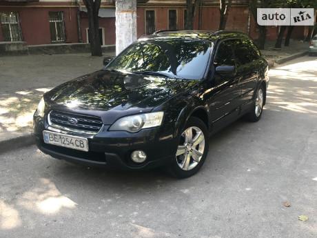 Subaru Legacy Outback 2006