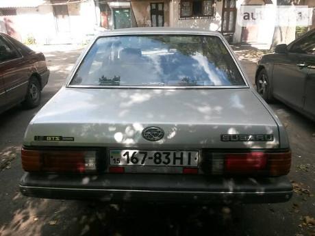 Subaru Leone 1983