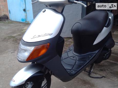 Suzuki Lets 2007