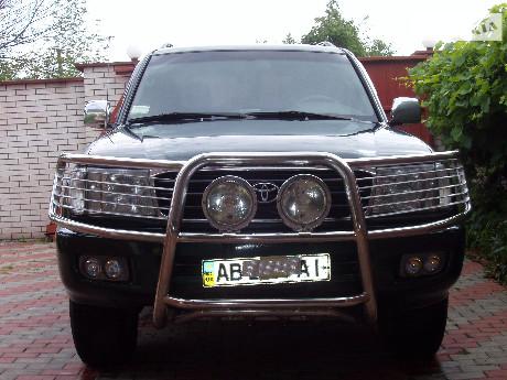 Toyota Land Cruiser 105 1998