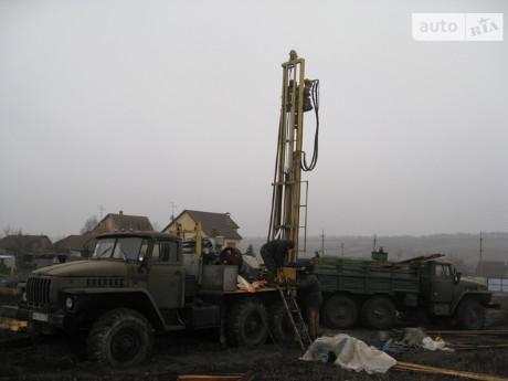 Урал 4320 1992