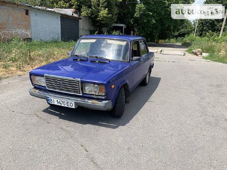 ВАЗ 2107 2000